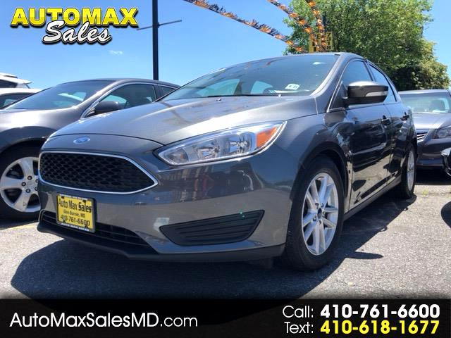 2016 Ford Focus SE Hatch