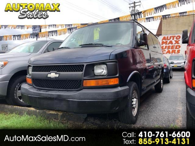 Chevrolet Express 2500 2007