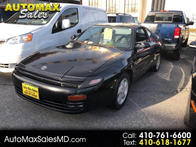 1993 Toyota Celica GT-S liftback