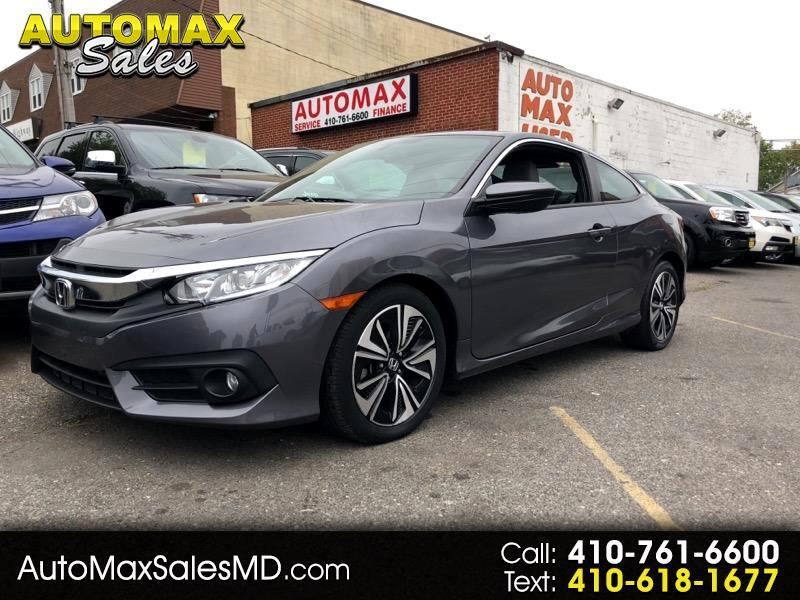 2016 Honda Civic EX-T Coupe CVT