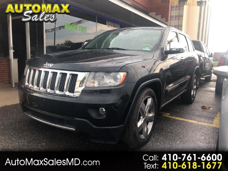 2013 Jeep Grand Cherokee 4WD