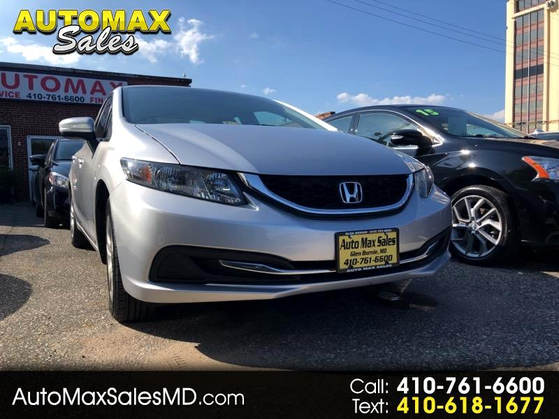 2014 Honda Civic LX Sedan CVT