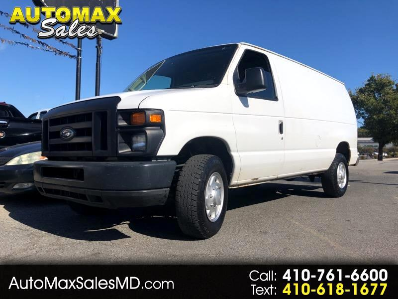 Ford Econoline E-350 Super Duty 2008