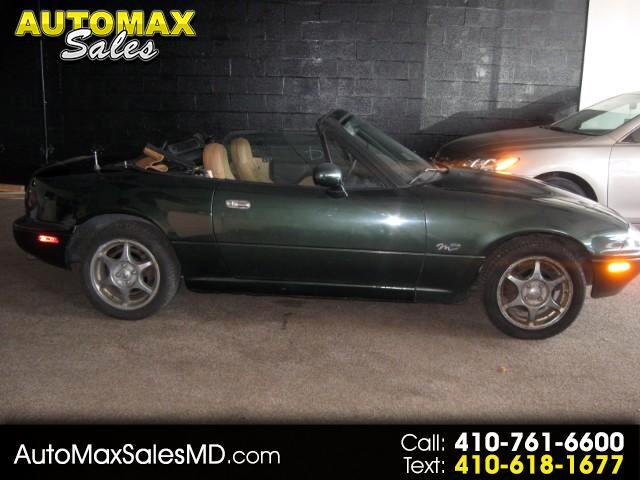 1997 Mazda MX-5 Miata M Edition