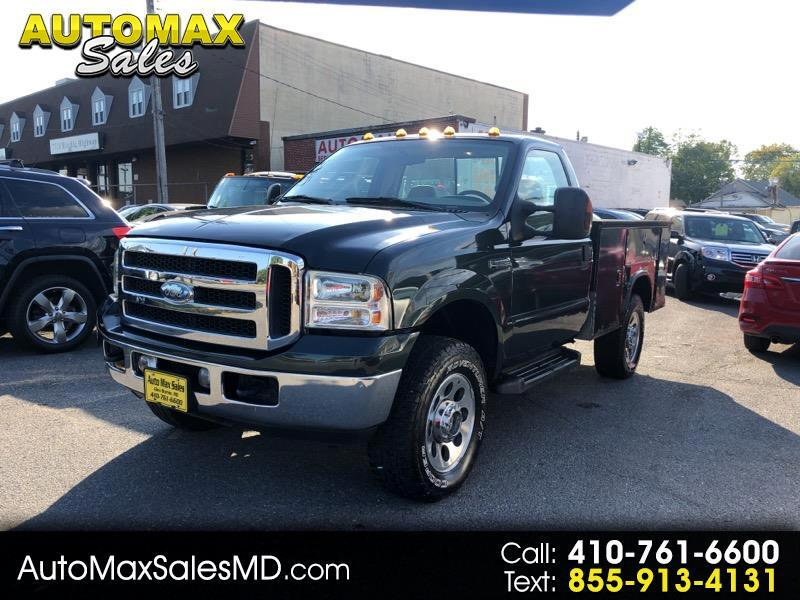 Ford F-350 SD XL 4WD 2006