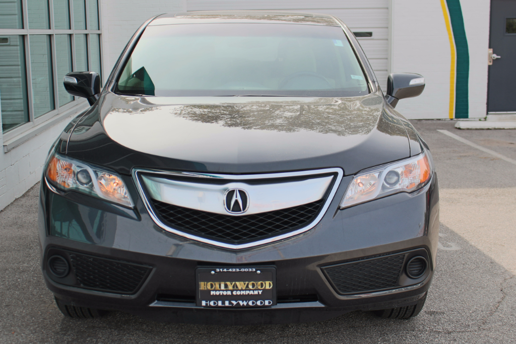 2015 Acura RDX 6-Spd AT AWD