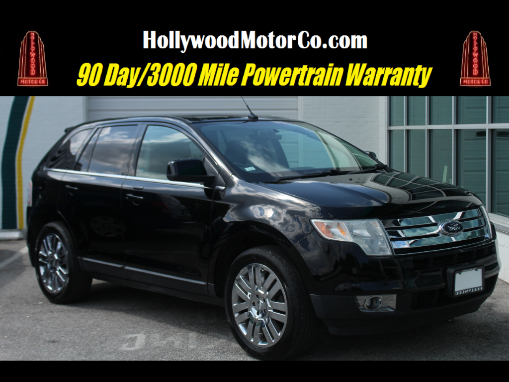 2008 Ford Edge 4dr Limited AWD