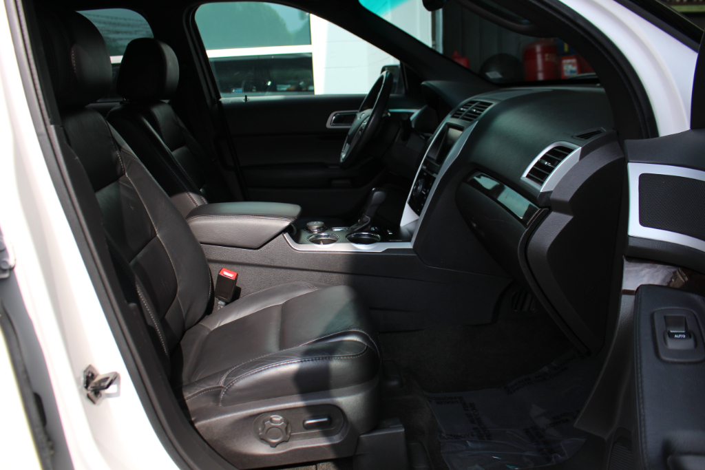 2014 Ford Explorer 4WD 4dr Limited