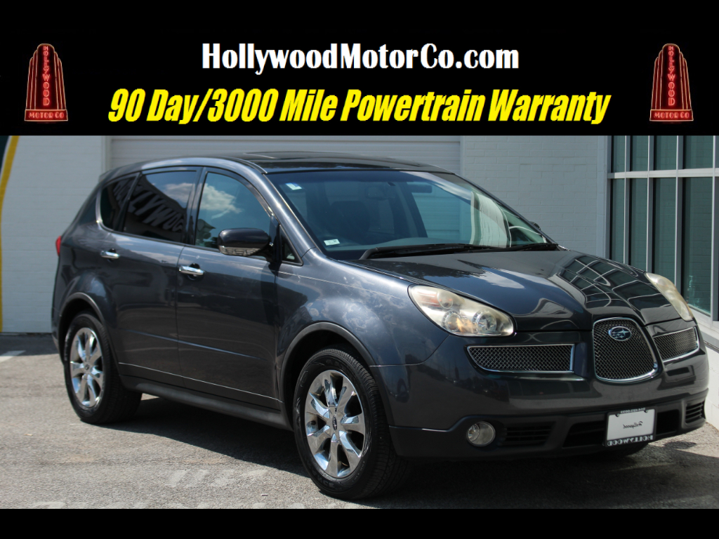 2007 Subaru B9 Tribeca AWD 4dr 5-Pass Ltd Gray Int