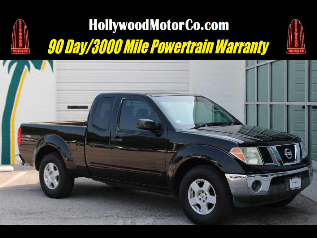2006 Nissan Frontier SE King Cab V6 Auto 2WD