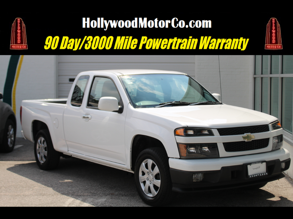 2012 Chevrolet Colorado 2WD Ext Cab Work Truck