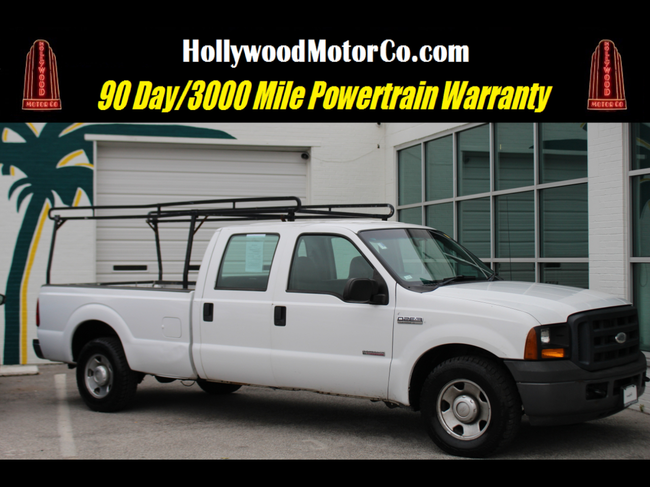 "2007 Ford Super Duty F-350 SRW 2WD Crew Cab 172"" XL"