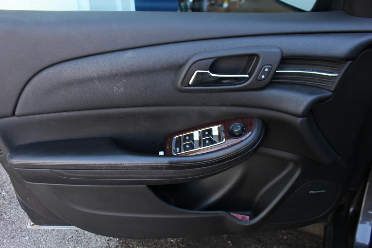 2013 Chevrolet Malibu 4dr Sdn LTZ w/1LZ