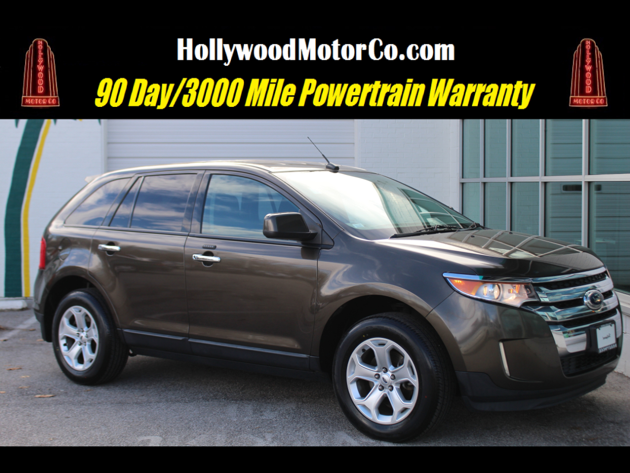 2011 Ford Edge 4dr SEL AWD