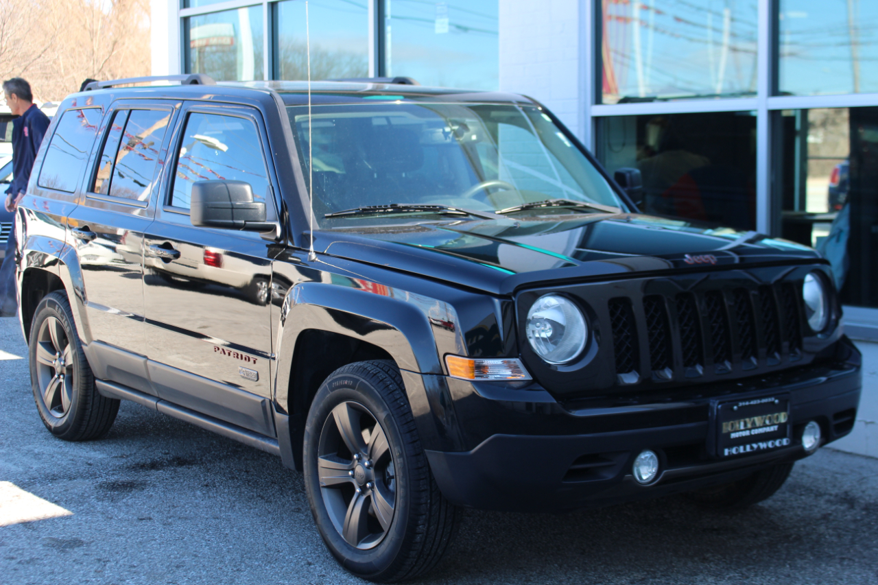 2016 Jeep Patriot FWD 4dr 75th Anniversary