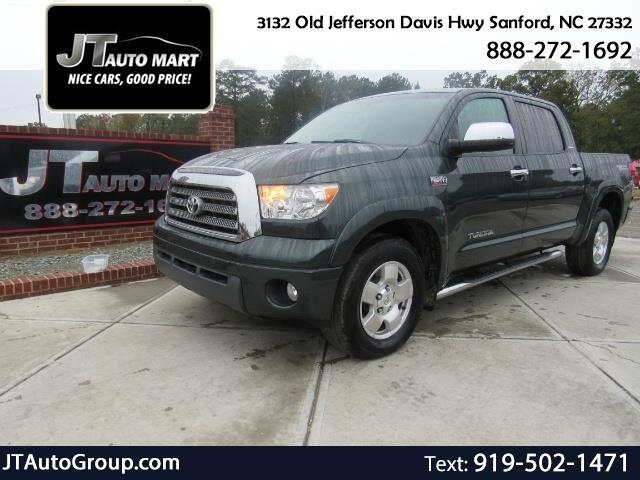2007 Toyota Tundra Limited CrewMax 6AT 4WD