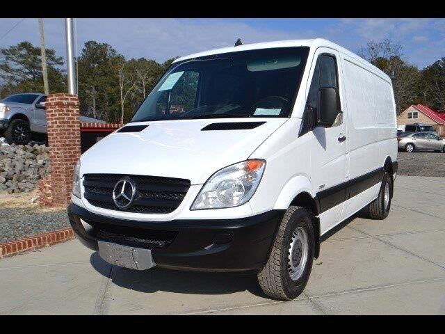 2013 Mercedes-Benz Sprinter 2500 144-in. WB