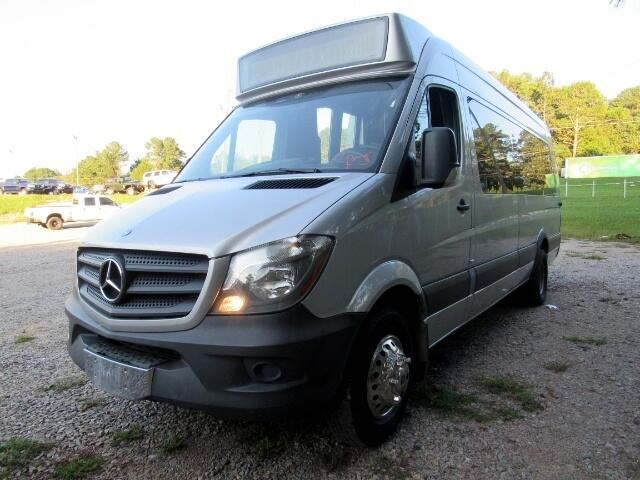 2014 Mercedes-Benz Sprinter 3500 High Roof 170-in. WB