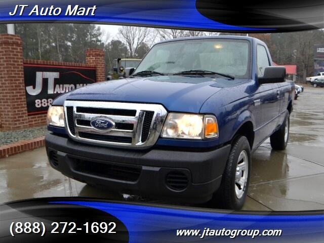 """2011 Ford Ranger 2WD Reg Cab 112"""" XL"""