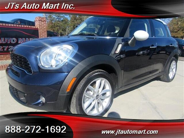Used 2013 Mini Cooper Countryman Fwd 4dr S For Sale In