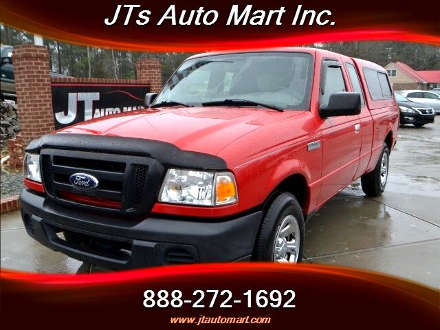 2008 Ford Ranger 2WD 2dr SuperCab 126