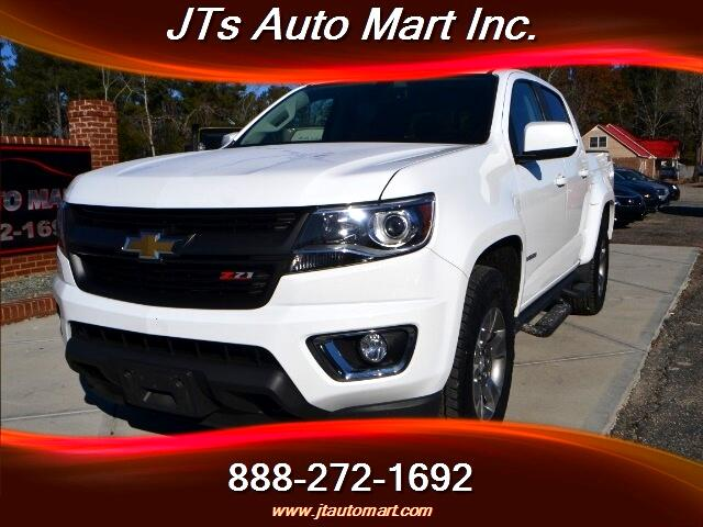 2016 Chevrolet Colorado 4WD Crew Cab 128.3