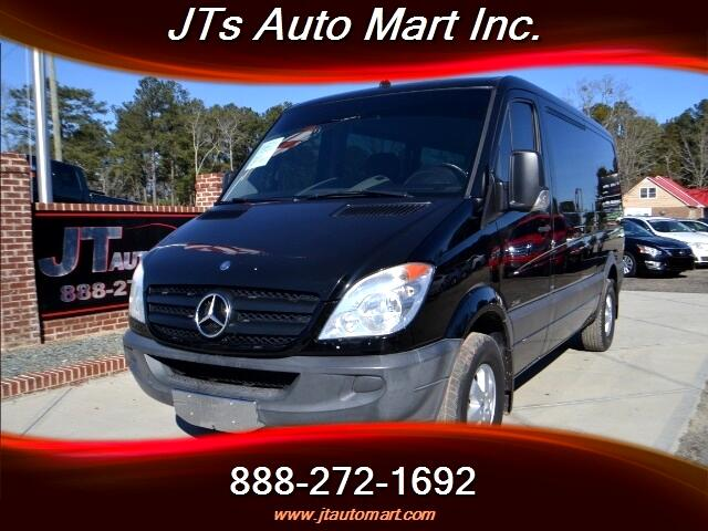 2013 Mercedes-Benz Sprinter Vans 2500 144