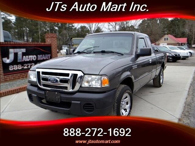 """2008 Ford Ranger 2WD 2dr SuperCab 126"""" XL"""
