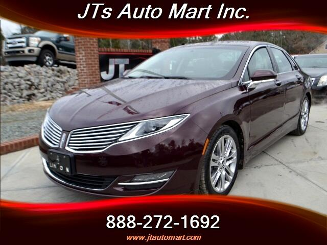 2013 Lincoln MKZ 4dr Sdn FWD