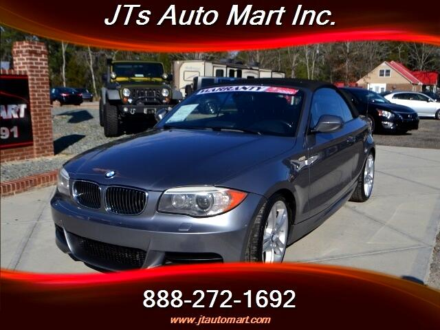 2012 BMW 1 Series 2dr Conv 135i