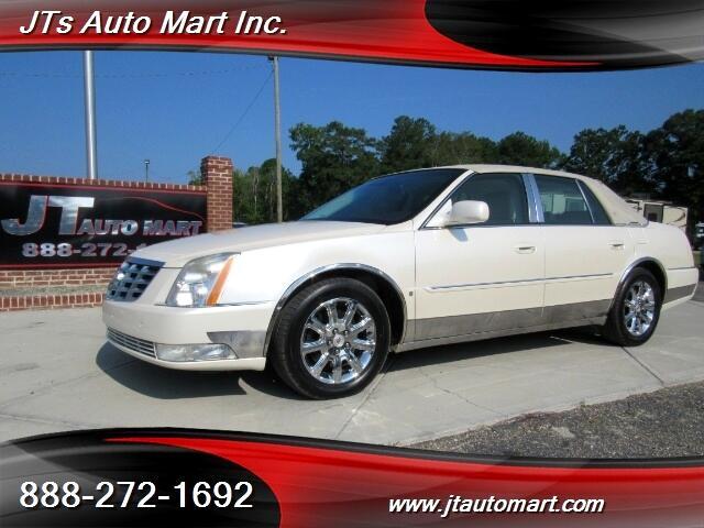 2009 Cadillac DTS 4dr Sdn w/1SC