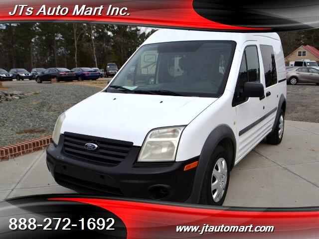 "2011 Ford Transit Connect 114.6"" XL w/side & rear door privacy glass"