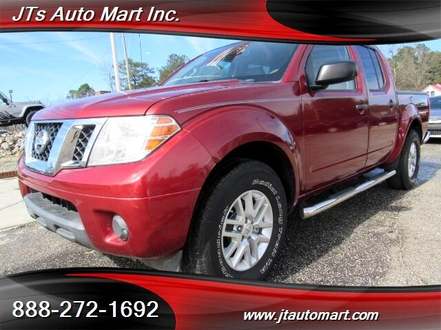 2014 Nissan Frontier 2WD Crew Cab SWB Manual S