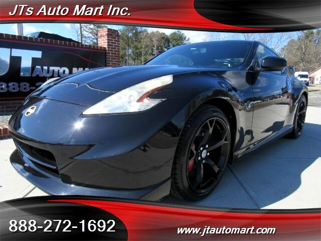 2012 Nissan 370Z 2dr Cpe Manual NISMO