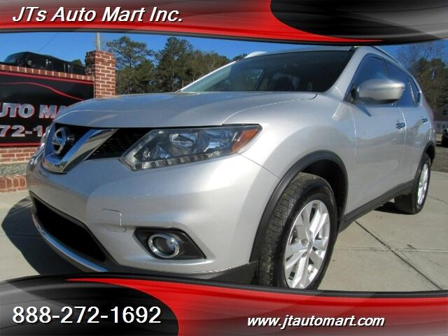 2014 Nissan Rogue AWD 4dr SV