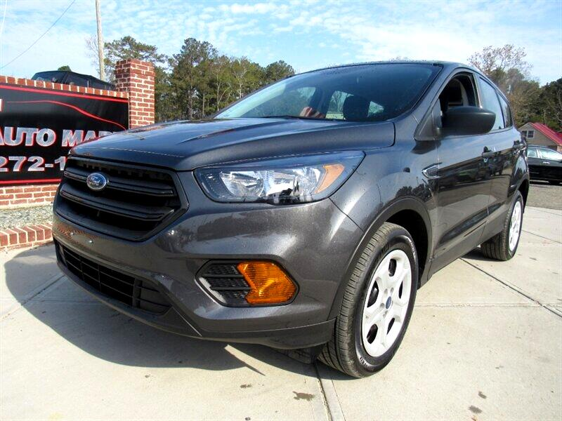 2018 Ford Escape S FWD
