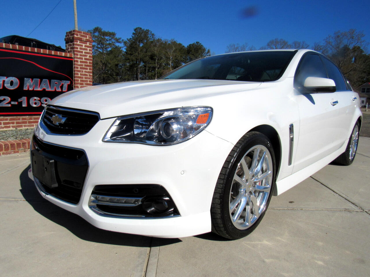 2015 Chevrolet SS 4dr Sdn