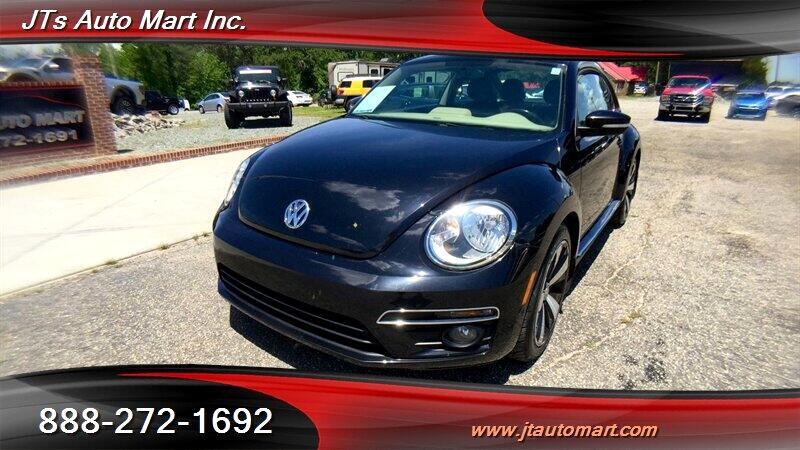 2013 Volkswagen Beetle Coupe 2dr DSG 2.0T Turbo