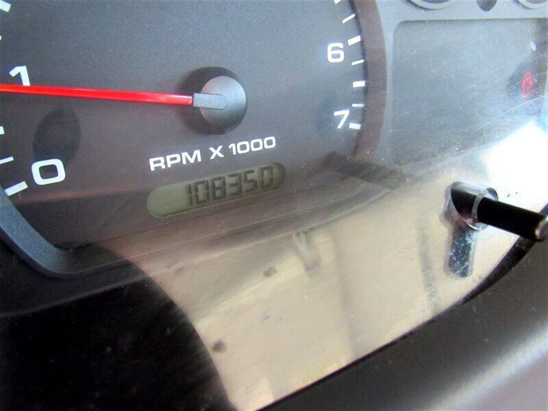 2007 Ford Ranger 2WD Reg Cab 112