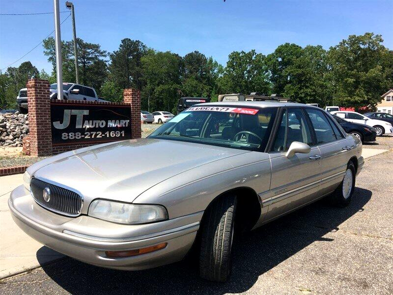 1998 Buick LeSabre 4dr Sdn Limited