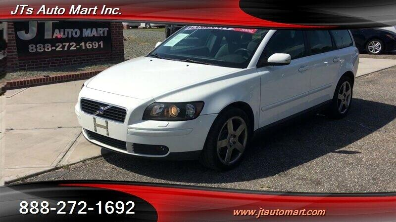 2006 Volvo V50 2.5L Turbo Manual
