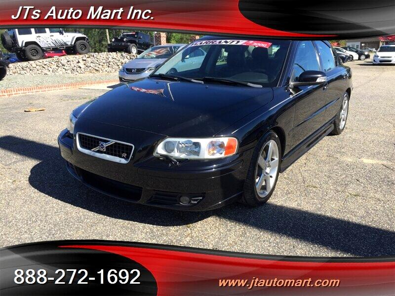 2007 Volvo S60 4dr Sdn 2.5L Turbo MT R AWD