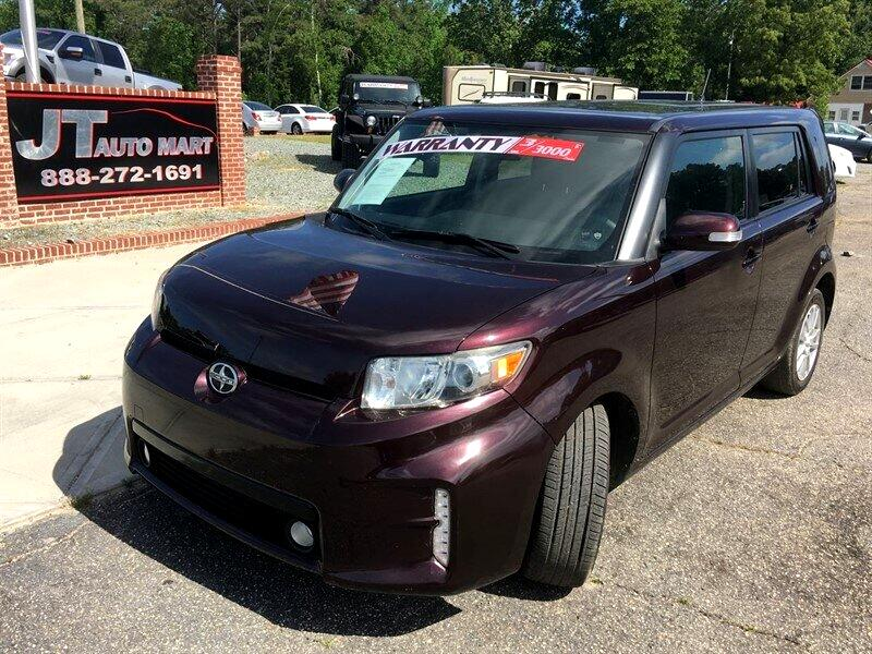 2014 Scion xB 5dr Wgn Man (Natl)