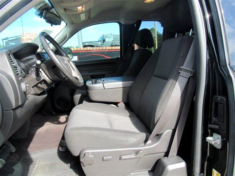 2013 Chevrolet Silverado 1500 2WD Ext Cab 143.5
