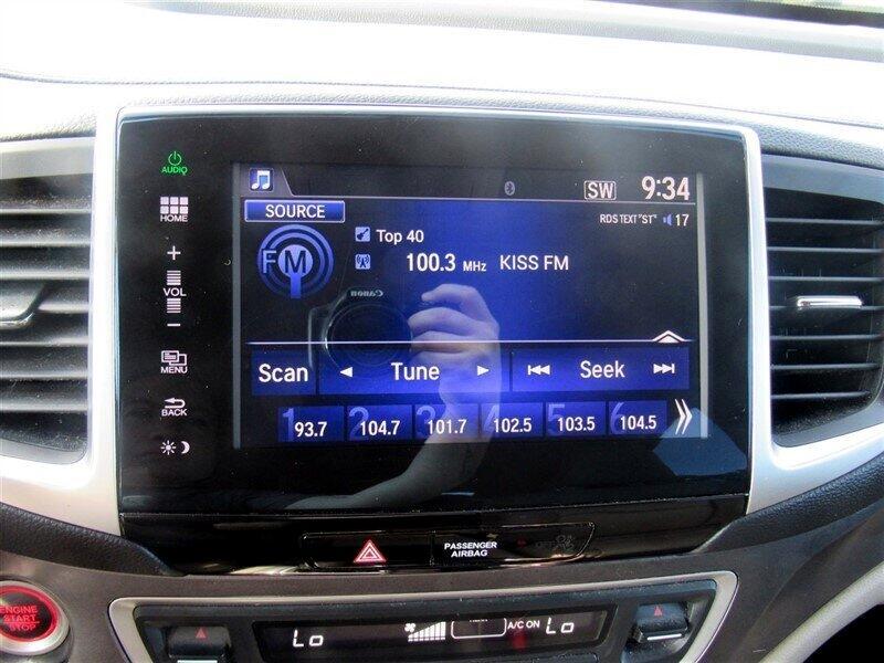 2016 Honda Pilot AWD 4dr EX-L