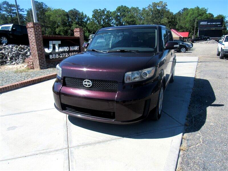 2010 Scion xB 5dr Wgn Man (Natl)