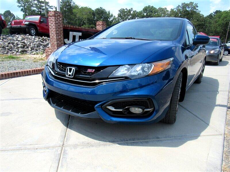 2015 Honda Civic Coupe 2dr Man Si w/Summer Tires & Navi