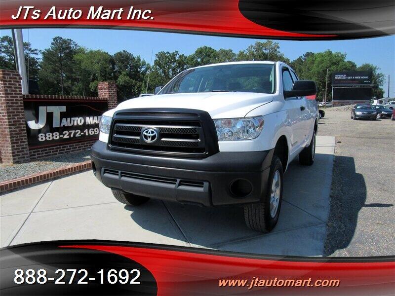 2011 Toyota Tundra 2WD Truck Dbl 4.0L V6 5-Spd AT  (Natl)