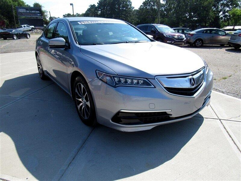 2015 Acura TLX 4dr Sdn FWD Tech