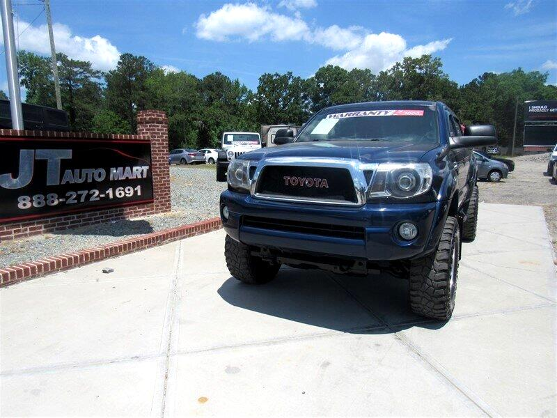 "2006 Toyota Tacoma Double 128"" Manual 4WD (Natl)"
